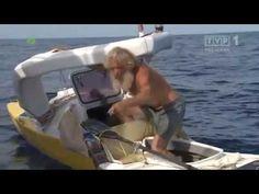 """Co trzeba zrobić, by stać się najlepszym podróżnikiem roku wg. National Geographic? Czy kajak może przetrwać sztorm? Czym jest napęd mięśniowy i jakie są inne? Inspirujący ludzie to klucz do uwagi uczniów - prawdziwe historie pociągają najbardziej :)  Aleksander Doba - """"Kajakiem przez Ocean"""" - reportaż TVP1"""