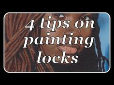 HOW TO PAINT DARKSKIN & LOCKS 2