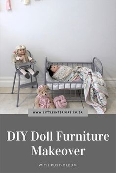 DIY Doll furniture m