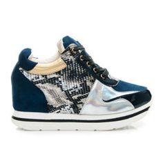 Sneaker FASHION SNAKE, športová obuv s lesklými prvkami a imitácia hadej kože https://cosmopolitus.eu/product-slo-43090-Sneaker-FASHION-SNAKE-sportova-obuv-s-lesklymi-prvkami-a-imitacia-hadej-koze.html #Sportovní #klín #snerovací #tenisky #modní #damske #boty #kotníkove #levne #povysení