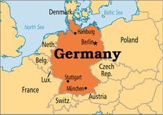 50 Most Popular Places To Visit In Germany.
