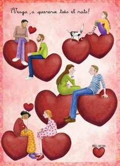 Cuaderno de viaje: ¡Viva San Valentín!