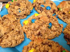 Monster (Lactation) Cookies ~ Modern Mother Cubbard