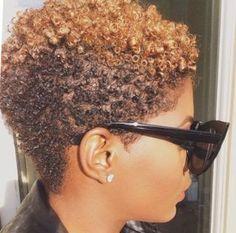 Bishopmyles: secretofsecrets: secretofsecrets: therealleaah:... | Black Girls With Beautifully Short Hair. | Bloglovin'