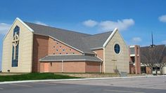 Brandon Lutheran Church, Brandon. South Dakota Synod, ELCA. Evangelical Lutheran Church in America.