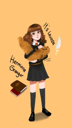 I love Hermione Granger! Harry Potter Drawings, Harry Potter Tumblr, Harry Potter Fan Art, Harry Potter Characters, Harry Potter Memes, Harry Potter Journal, Harry Potter Magic, Harry Potter Hermione, Harry Potter Universal