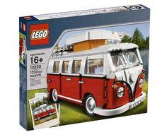 Le camping-car LEGO