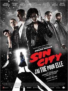 SallesObscures.com - Concours Sin City J'ai tué pour elle: Gagnez des T-shirts exclusifs Nancy : cinéma et DVD