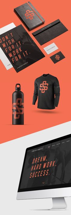 Stretch & Squeeze Training on Behance