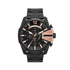Diesel Mega Chief heren horloge DZ4309