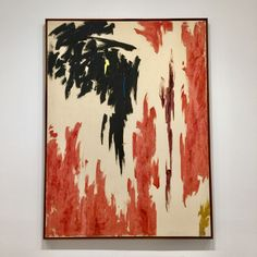 Clyford Still at the Dallas Museum of Art Clyfford Still, Dallas Museums, Art Museum, Appreciation, Landscape, Abstract, Painting, Instagram, Texas