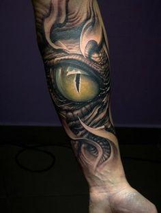 eyes tattoo (9)