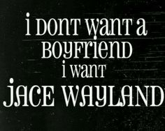 gif - I don't want a boyfriend, I want [Jace Wayland and Simon Lewis and Magnus Bane and Jem Carstairs and William Herondale. Bane, Serie Got, Style Baby, Jace Lightwood, Will Herondale, Shadowhunters The Mortal Instruments, Mortal Instruments Memes, Cassandra Clare Books, The Dark Artifices