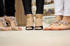 Lançamento Carrano na Mercado do Sapato