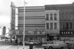 Springfield Illinois 1962. Courtesy of Springfield Rewind and Sangamon Valley Archives.