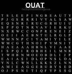 Search for the first 2 Characters you see. They are your best friends in ouat! Sleeping Beauty and Belle. Awesome.