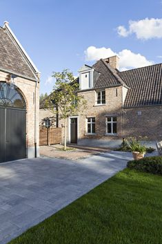 B Villas Renovation Interiors - Klassiek Landhuis Oud Turnhout - Hoog ■ Exclusieve woon- en tuin inspiratie.