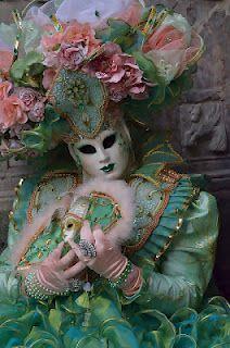Masks of Carnival
