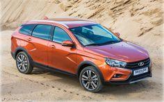 «АвтоВАЗ» озвучил цены на новые универсалы Lada Vesta SW и SW Cross