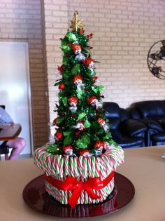 My Lolly Christmas Tree