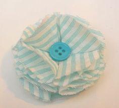 Making A French Pouf (Circle) hot glue & fabric