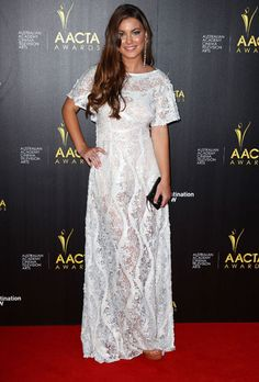 AACTA 2013 red carpet | Madison