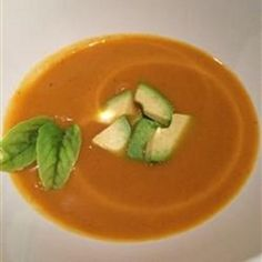 """Spicy Curried Sweet Potato Soup (Paleo/GF Approved!) 