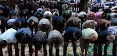 Boşnak gençler üniversite yerine camiyi seçti