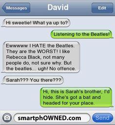 I apparently had the same idea as this Sarah...