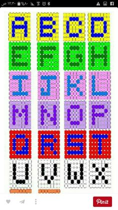 Sewing Bead patterns for kids pony Bead patterns Bead patterns idea Loom Bracelet Patterns, Diy Friendship Bracelets Patterns, Bead Loom Bracelets, Bracelet Crafts, Crochet Bracelet, Pony Bead Projects, Pony Bead Crafts, Safety Pin Crafts, Loom Bracelets