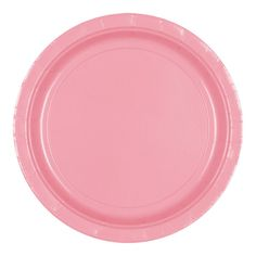 New Baby Pink Plates - 22.8cm Paper Party Plates£3.9920pk