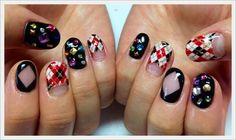 50 Inspiring Nail Projects For Girls girly cute nails beautiful nail pretty nail art diy nails nail ideas girl nails nail projects