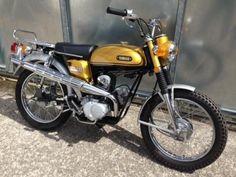 YAMAHA-1968-L5TA-100cc-USA-FIZZY-TRAIL-TRIAL-ONLY-110-MILES-4995-ONO-PX-FS1E