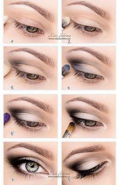 Este es el maquillaje perfecto para las que tenemos los párpados caídos | Upsocl