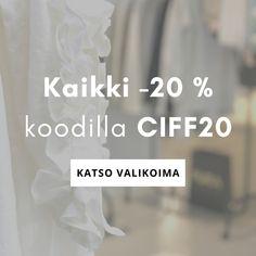 Terkkuja Kööpenhaminasta + alekoodi!🌿 Finland