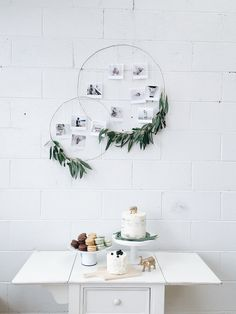 Nursery, Wreaths, Party, Instagram Posts, How To Make, Diy, Beautiful, Home Decor, Celebrations