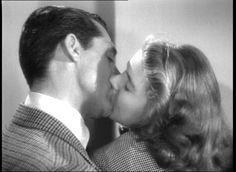 Cary Grant e Ingrid Bergman - Notorius
