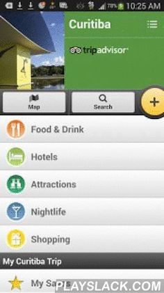 Curitiba City Guide  Android App - playslack.com , Going to Curitiba? Get this FREE City Guides Catalog, a personal advisor in your pocket which helps you plan and have the perfect trip. With restaurants, attractions, hotels and TripAdvisor reviews you love, stored in the app, all available offline -- no data roaming charges!Key reasons millions of travelers love this app:FREENeed we say more? Download the app now, there's absolutely no risk, and we're sure you'll love it!WORKS OFFLINEThere…