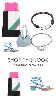 """""""ISHOW hand-cuff bracelet"""" by ishowyoushowhy on Polyvore featuring Dsquared2"""