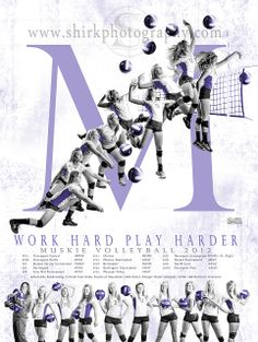 Shirk Photography Blog: A few sweet new team posters!