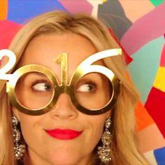 Pin for Later: Voilà Ce Que les Stars Ont Fait Pour Célébrer 2016 Reese Witherspoon