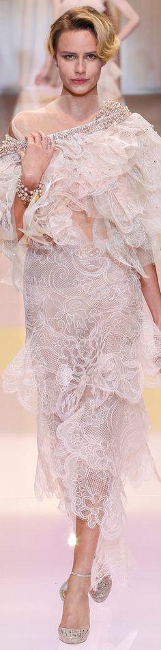 Armani Privé Couture / Spring