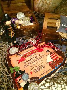 decoração festa pirata - Pesquisa Google