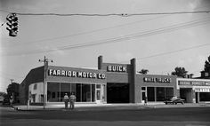 Farrior Motor Co. Buick