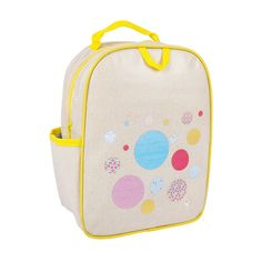 31cm x 22.5cm Apple and Mint kids backpacks at Finlee and Me