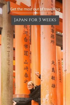 Get the Most out of Travelling Japan for Three Weeks
