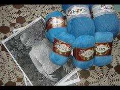 """Свитер """"Геометрия"""". Часть 1. Кnit sweater. - YouTube"""