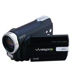 Wespro DV538 Camcorder