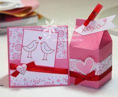 cute card & milk carton