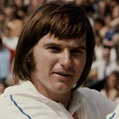 Jimmy Connors is left handed